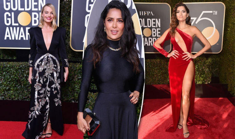 c57e9e873df7 Golden Globes 2018 worst dressed: Celebrities who missed the mark on ...