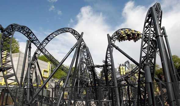 Alton towers thorpe park