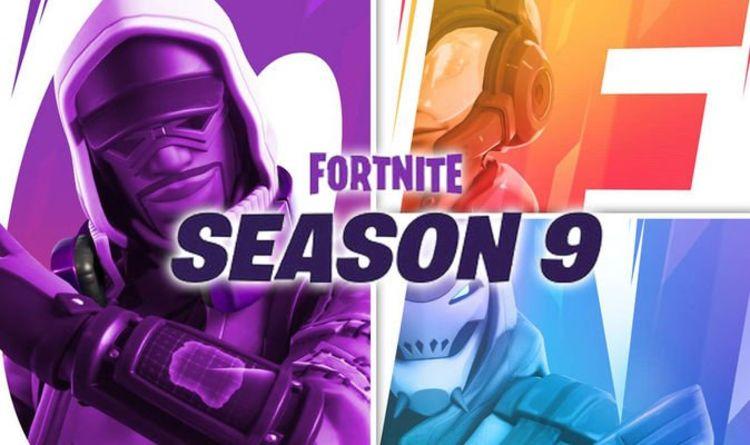 Fortnite season 9 COUNTDOWN: Release time, skins, new map, servers