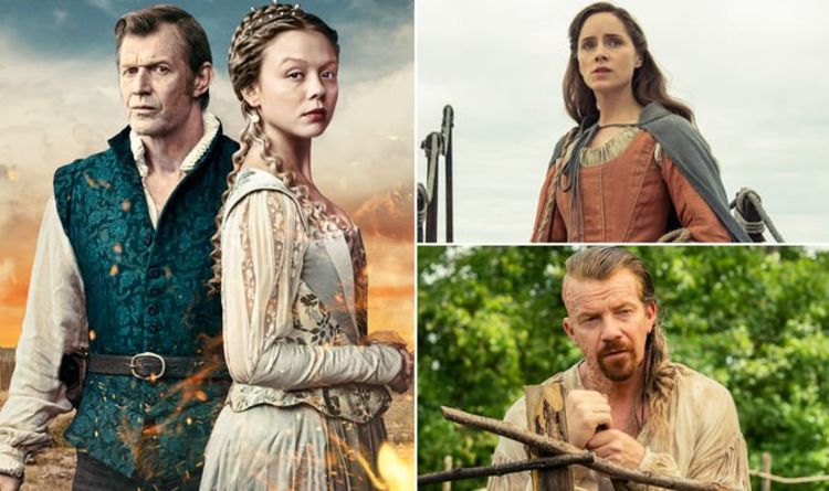 Jamestown season 3 cast: Who is in the cast of Jamestown on