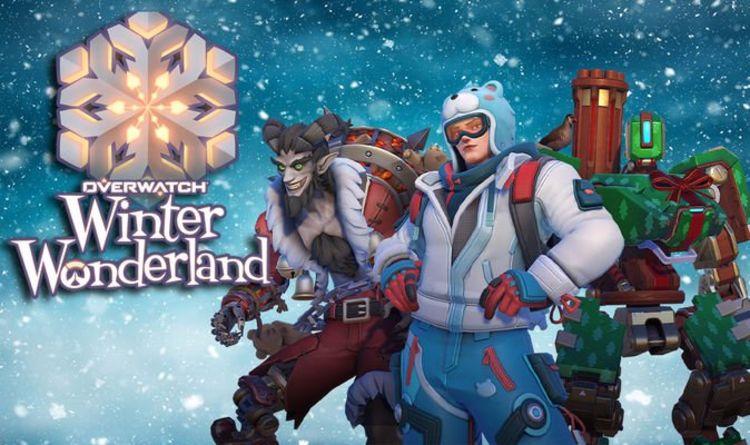 Overwatch Christmas Update 2020 Overwatch Winter 2019 event LIVE   Dates, NEW Wonderland skins