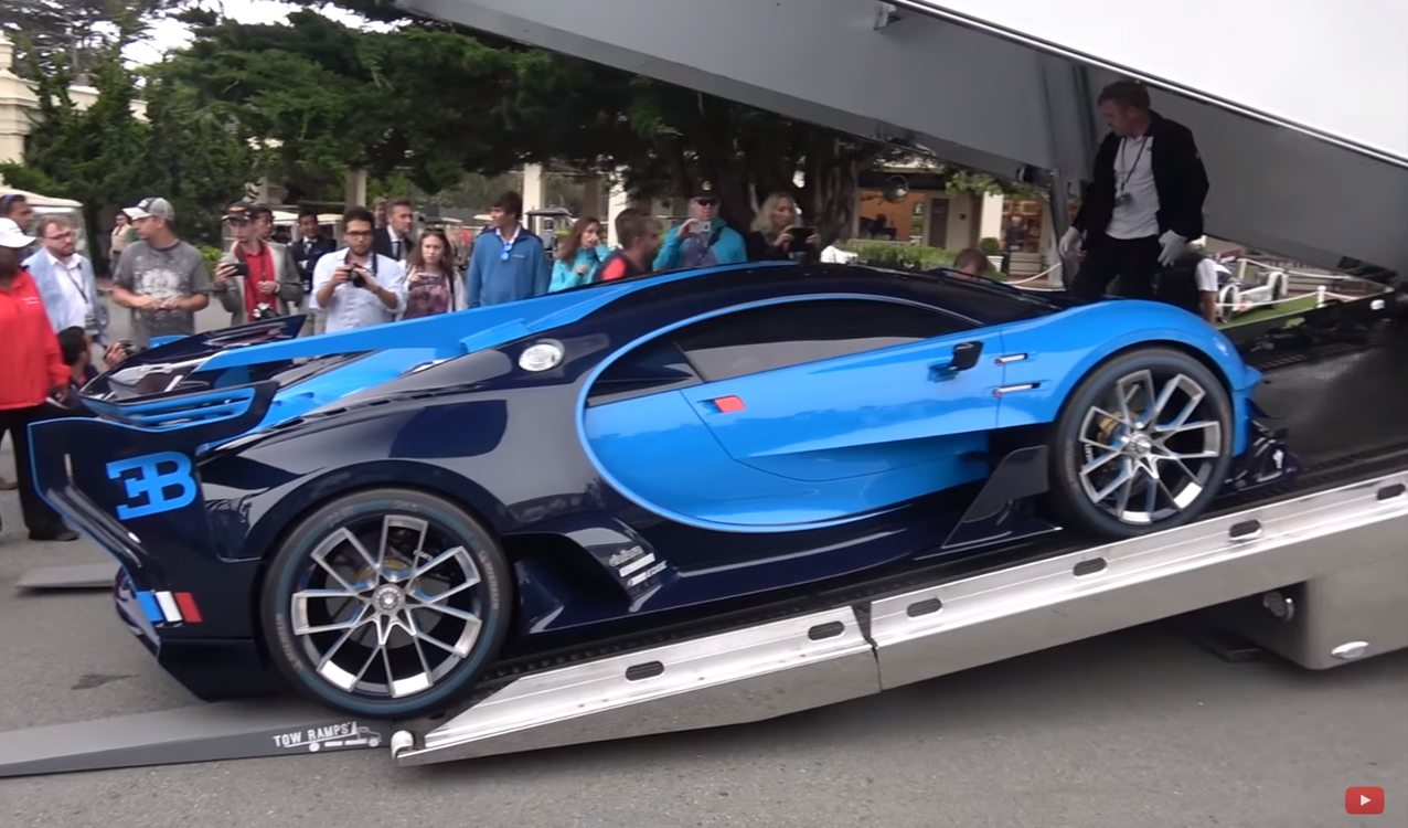 Bugatti Vision Gt Price >> Bugatti Chiron And Vision Gt Sold To This Guy For How Much