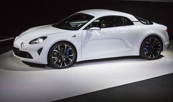 Renault To Launch Alpine Sports Car Brand Express Co Uk