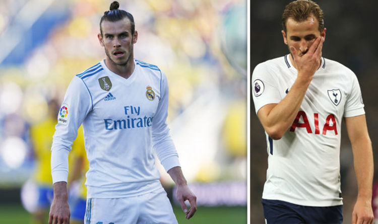 6a517ee24 Gareth Bale will return to Tottenham and take Harry Kane s No 10 shirt -  shock reports