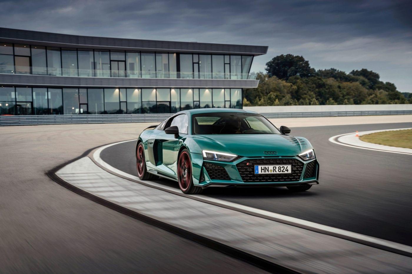 2021 Audi R8 Specs