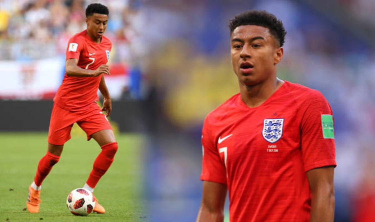 12da973d0 Jesse Lingard  England key man s former coach reveals worry after World Cup  heroics