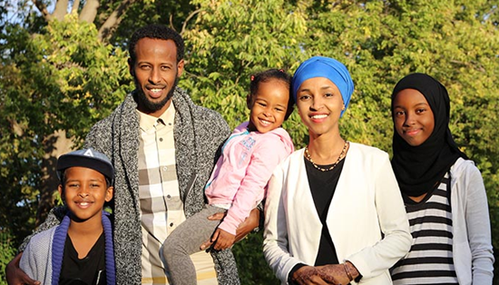 Democrat Rep  Ilhan Omar Married Her Biological Brother From