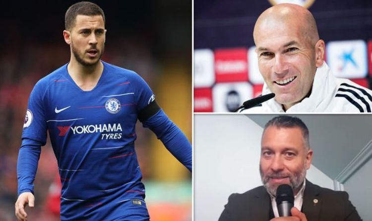 1b202ebbc What Real Madrid are prepared to pay Chelsea for Eden Hazard revealed by  Guillem Balague