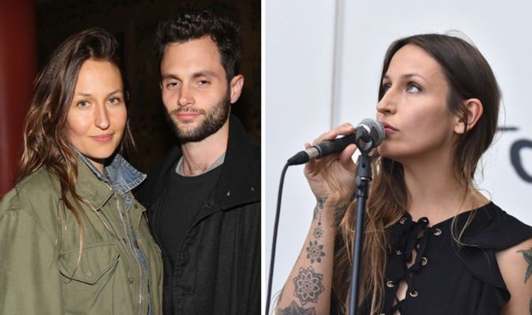 Penn Badgley Wife Who Is Domino Kirke Is Penn Badgley Married