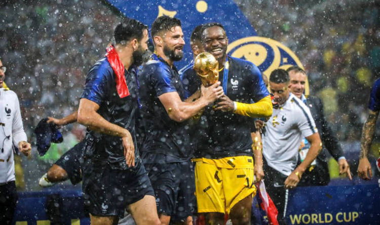 51a790e7a World Cup 2018  Who won World Cup 2018 and how many times has France ...