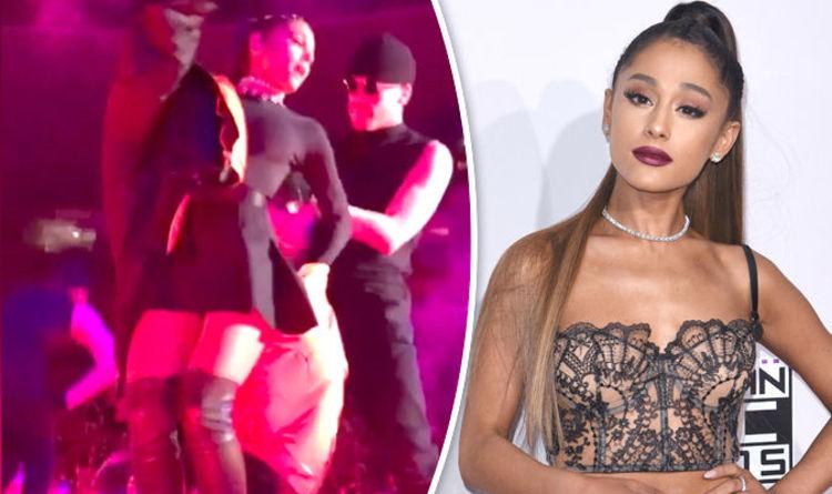 Nip slip grande Ariana