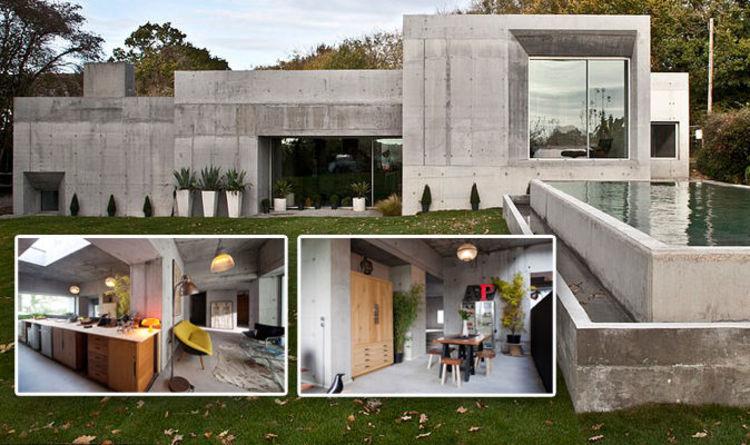 Kevin Mccloud Brands Concrete House