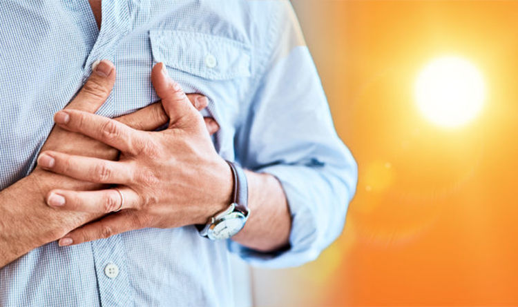 Vitamin D deficiency symptoms: Pain when you press your breastbone ...