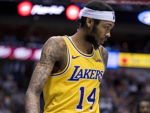 b01a5d58b42 2018-2019 Lakers Season Review  Brandon Ingram