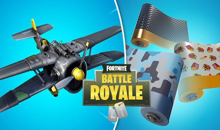 Fortnite Update 7 0 Patch Notes Season 7 Planes New Map Names