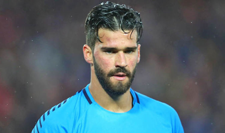 b7caf269e Liverpool transfer news  Roma star Alisson gives verdict on Reds and Real  Madrid interest