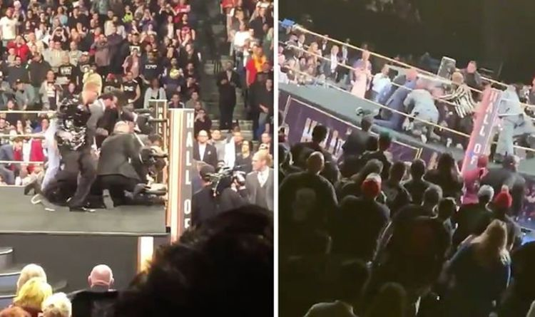 WWE Hall of Fame 2019: Bret Hart ATTACKED on stage at