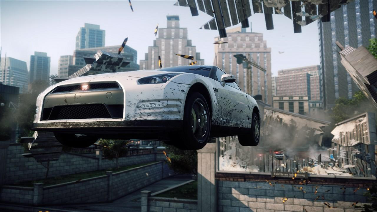Need For Speed Most Wanted Ps3 Review