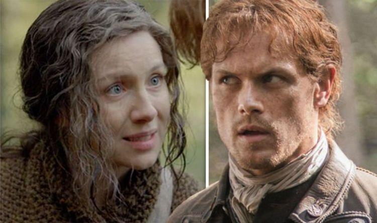 Outlander season 5 spoilers: Sam Heughan teases Jamie Fraser's