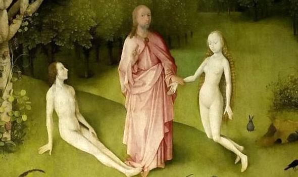 Adam and penis