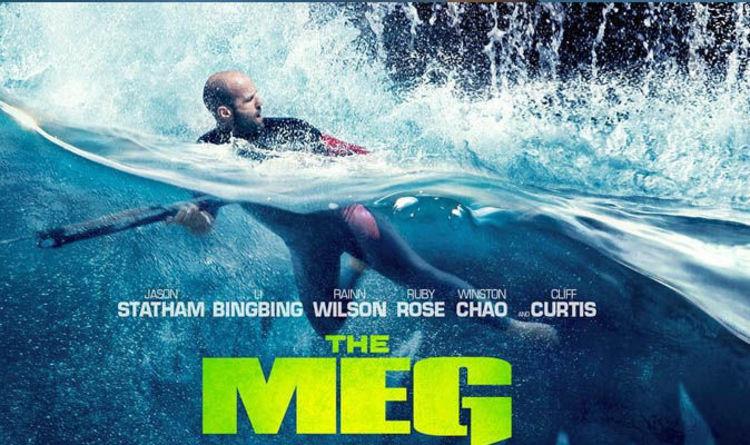 The Meg Official Trailer 2018 Jason Statham Giant Shark Hd