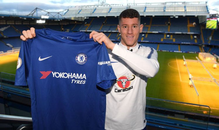 Barcelona frustrated at Chelsea over signing of Everton midfielder Ross  Barkley bf48b6aac