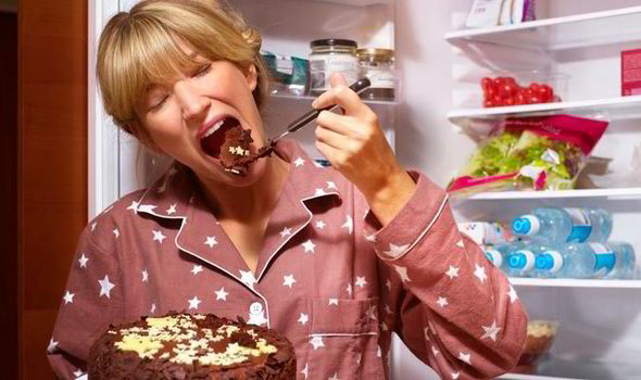 Relying On Comfort Food Can Become A Source Of Problems Picture Posed By Model GETTY