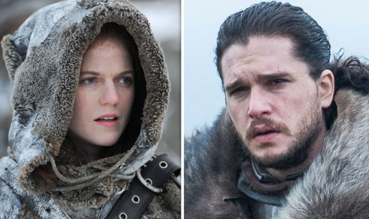 Image result for jon snow and ygritte