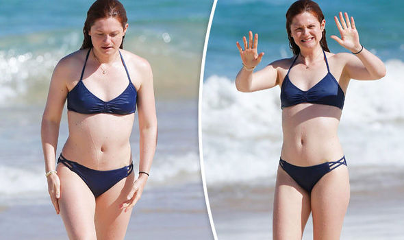 Bonnie wright bikini