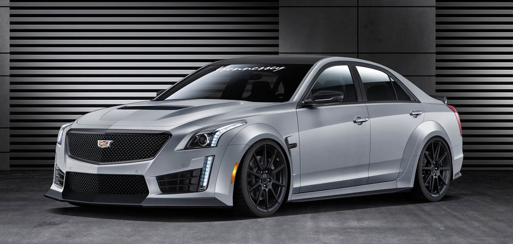 Cts For Sale >> 2016 Hennessey Cadillac Cts V For Sale