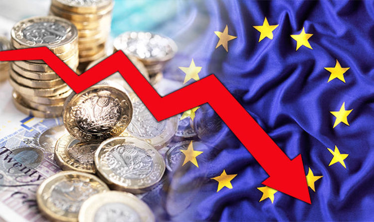 Pound To Euro Exchange Rate Sterling Takes Another Tumble Amid