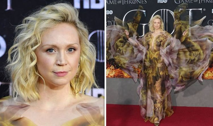 Gwendoline Christie How Brienne Of Tarth Stole The Show At The Game