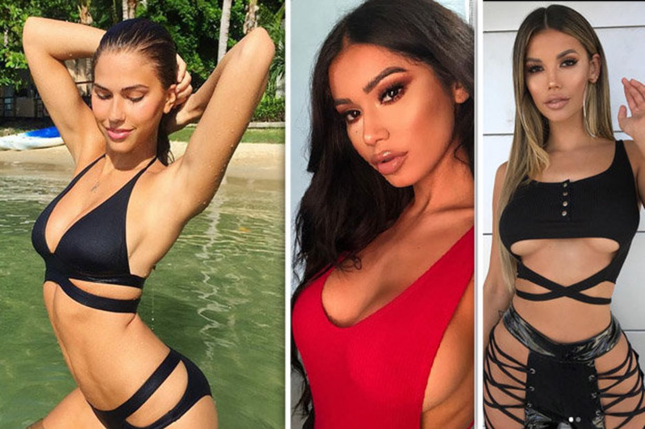 13150935ff Instagram models: Top 5 Fashion Nova babes REVEALED - Daily Star