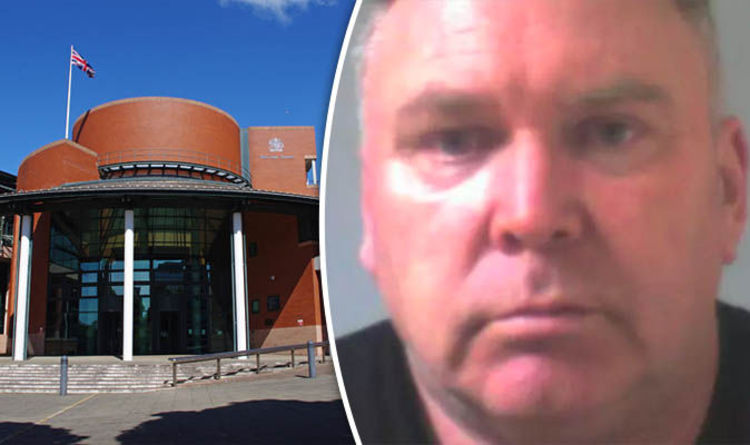 Man JAILED for sexually assaulting schoolgirl in a lift on visit to crisp  factory