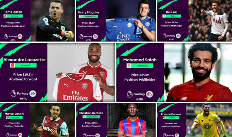 Fantasy Premier League tips: Every leaked player price and value | Football  | Sport | Express.co.uk
