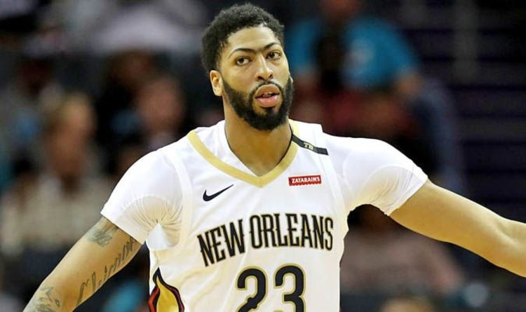 Anthony Davis trade  Pelicans star stuns Lakers with surprise Instagram  activity 7d1d593a4