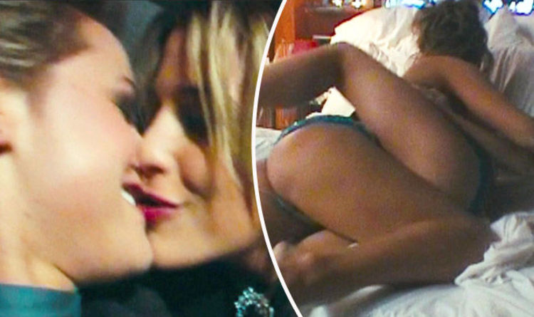 Gemma Atkinson in topless lesbian X-RATED scene ahead of Strictly Come  Dancing debut | Celebrity News | Showbiz & TV | Express.co.uk