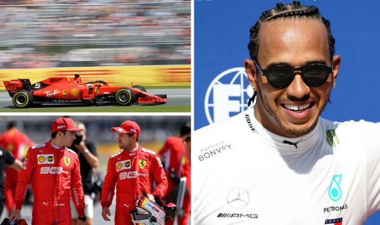 Canadian Grand Prix LIVE stream: How to watch F1 race live online