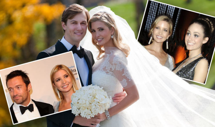 Ivanka Trump Donald Trumps Daughter Had These Celebrities At Her