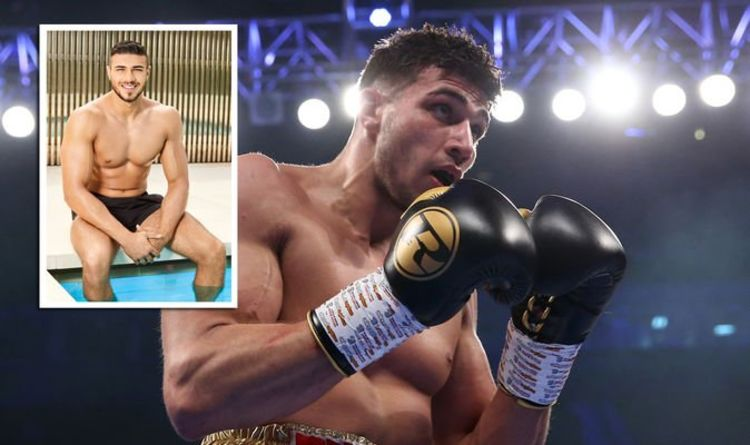 dbf76a2ae9d81 Tommy Fury: Is Tommy Fury a successful boxer - What weight division ...