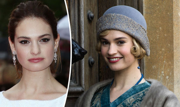 lily james will be back at downton abbey - Downton Abbey Christmas Special