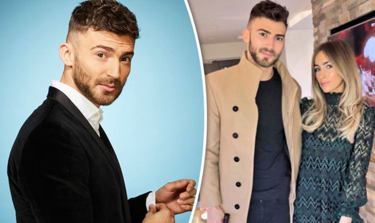 Jake quickenden dancing on ice