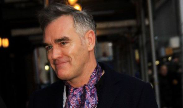 Morrissey i am not homosexual