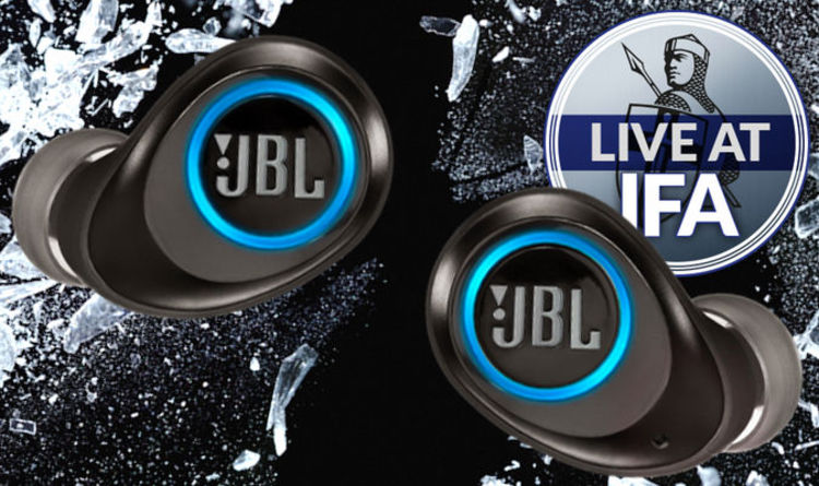 JBL Free are wireless earbuds with one MAJOR advantage over