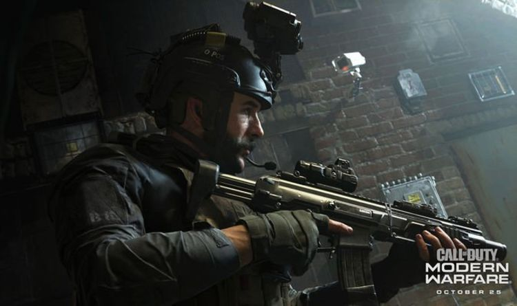 Call Of Duty Modern Warfare Update 1 03 Patch Notes For Ps4 And Xbox And Servers Go Live Gaming Entertainment Express Co Uk