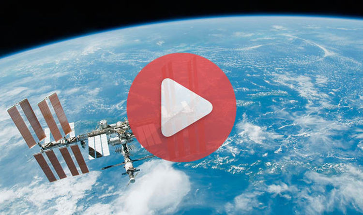 Iss live stream position
