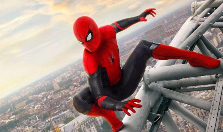 Download 48+ Background Hitam Spiderman Paling Keren