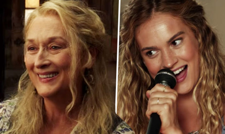 Mamma Mia 2 Songs In Chart Takeover Amid Demand For Soundtrack Album And ABBA Hits