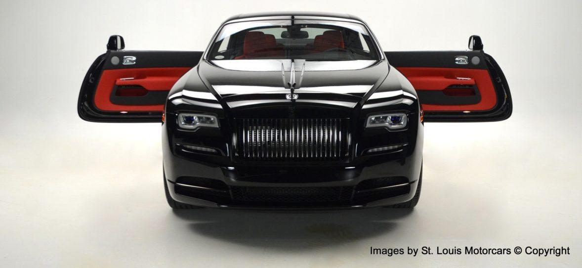 2018 Rolls Royce Wraith Black Badge Specs Price Photos Review
