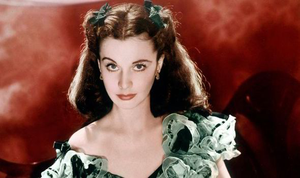 Image result for vivien leigh gone with the wind